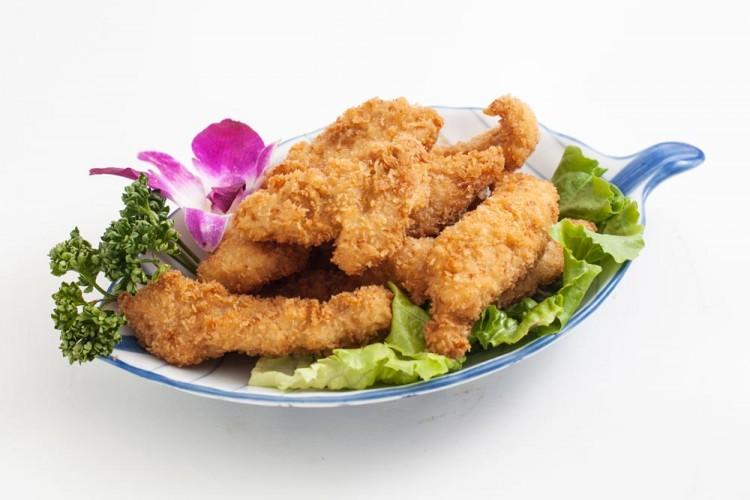 Beignets de poulet à la façon thaï