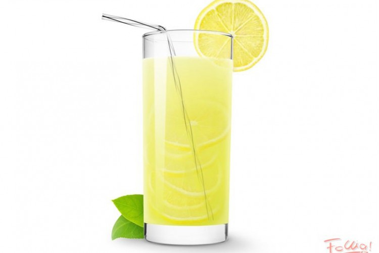 Jus de citrons pressés