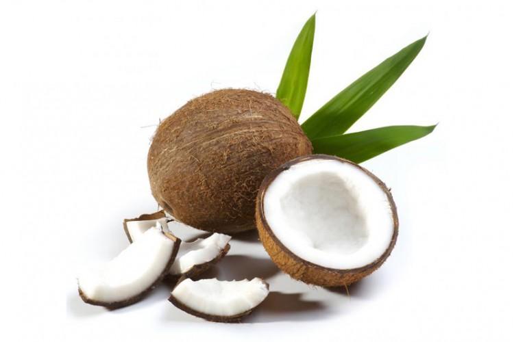 Boisson a base de jus de coco